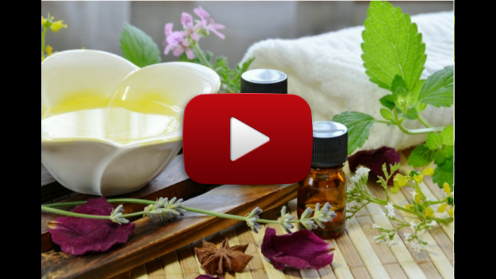 Aromatherapy for Pain Relief (video)