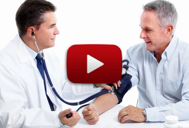 normalizing blood pressure