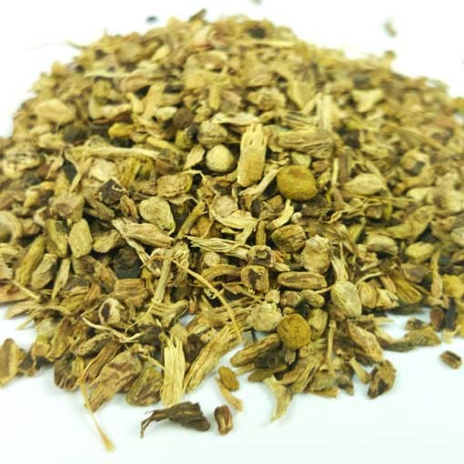 Yellow Dock for Health & Beauty_yellow dock-root-cut-sifted