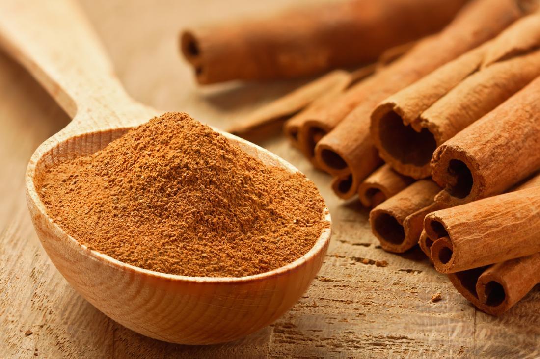 4 Natural Remedies for Type 1 Diabetes_cinnamon