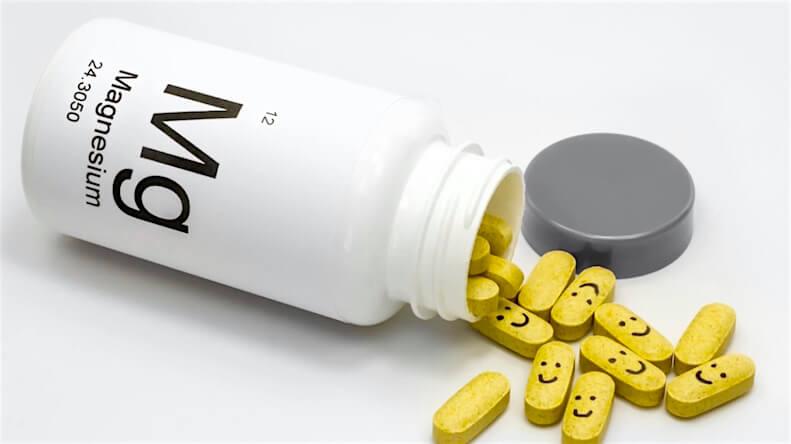 Magnesium Can Decrease Depression Symptoms