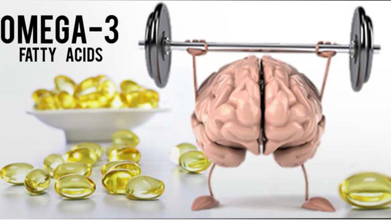 Omega-3 Fatty Acids Mental Health Benefits
