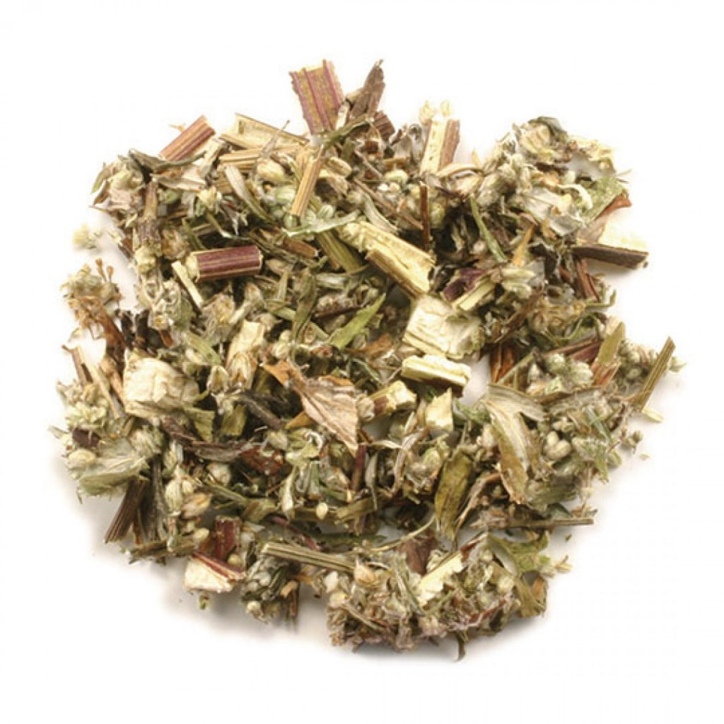 How Mugwort Herb Improves Health and Wellness_Mugwort cut and sifted