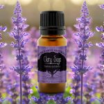 6 Best Skin Oils for Oily and Acne-Prone Skin_clary sage essential oil