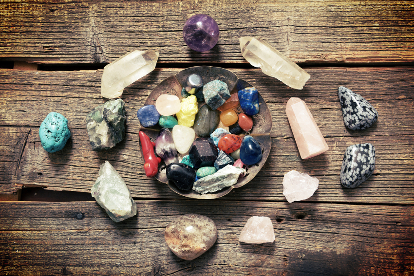 The Art of Crystal Healing: A Beginner's Guide_healing crystals