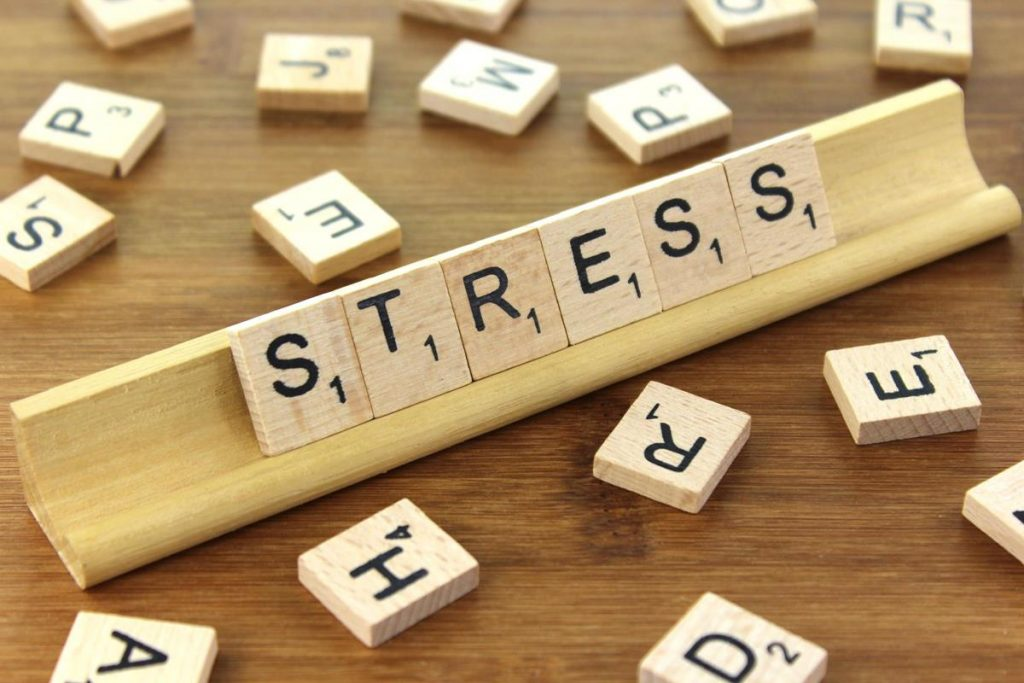 What is Acute Stress and How to deal with it?_scrabble stress