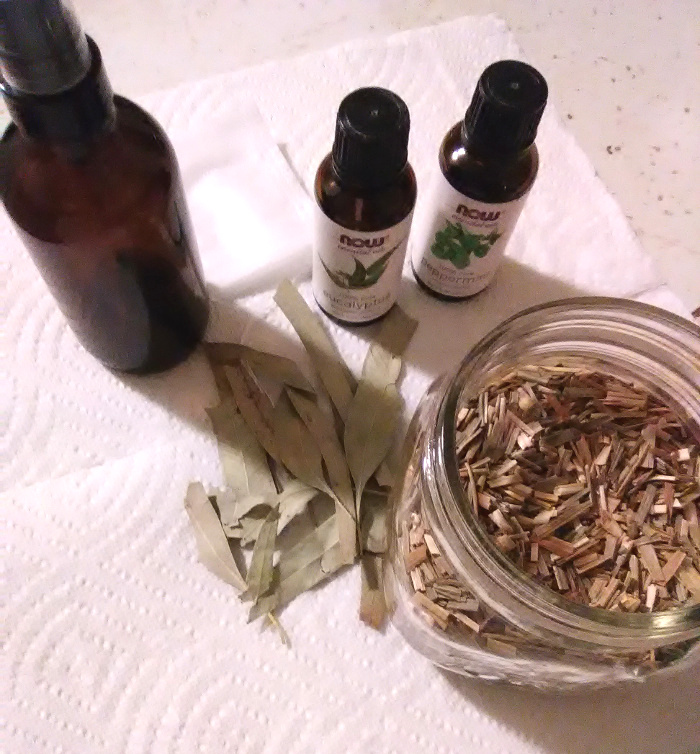 DIY Spider Repellent – My All-Natural Recipe_the ingredients