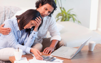 How Your Finances May Be Impacting Your Health_money stress-couple