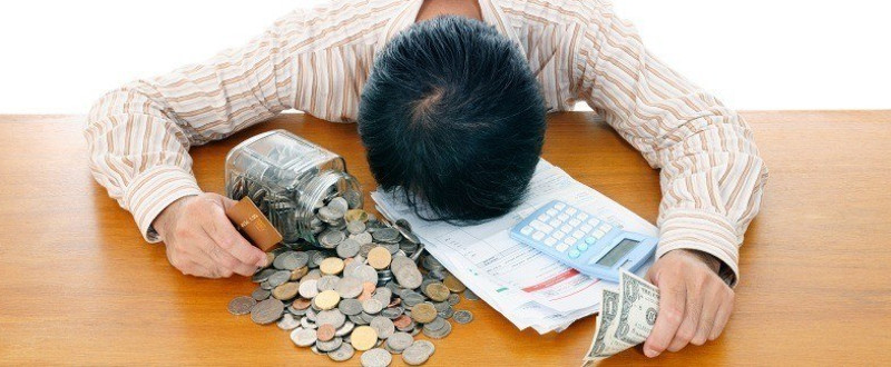 How Your Finances May Be Impacting Your Health_money stress-man