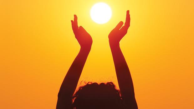 Vitamin D Gets Its Moment In The Sun_sun salutation